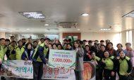 LH위례사업본부와 함께하는 지역사랑 김장담그기^^